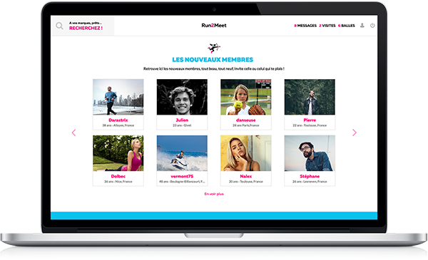 le marché des applications pour le sport | France